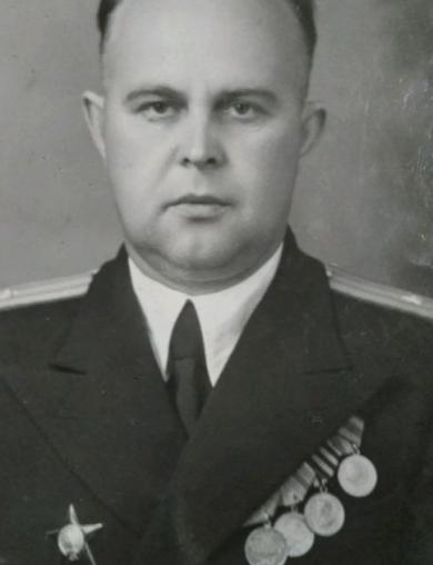 Рыбин Дмитрий Павлович