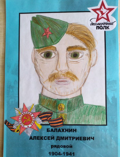 Балахнин Алексей Дмитриевич