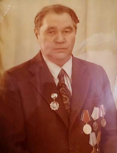 Мамонтов Владимир Павлович