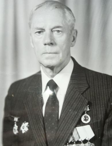 Чубаров Георгий Яковлевич