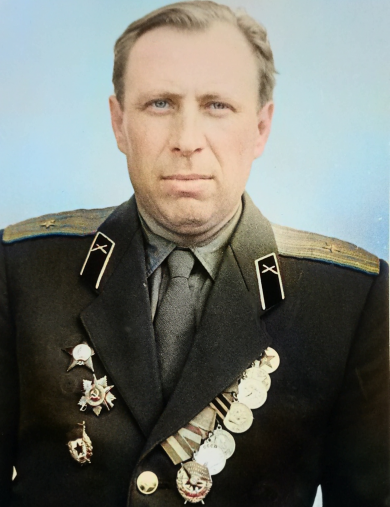 Кащеев Николай Павлович
