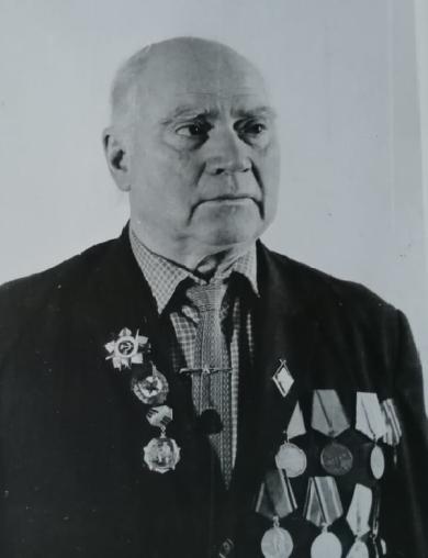 Минин Арсен Дорофеевич