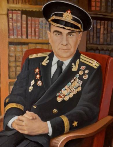 Нашутинский Николай Ильич