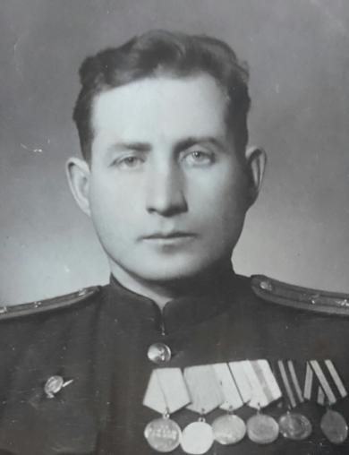 Мещеринов Федор Афанасьевич