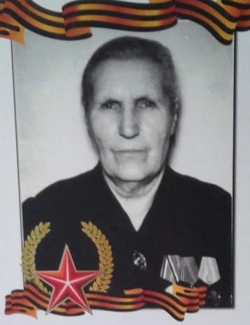 Зотова Анна Васильевна