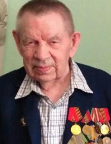 Ларищев Михаил Кондратьевич