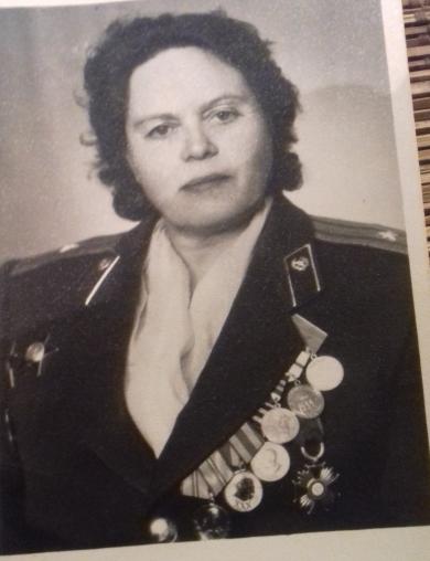 Титова Лидия Павловна