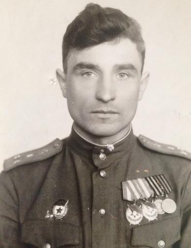 Шаповалов Григорий Ильич