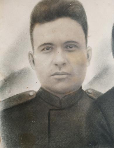 Жданов Василий Фёдорович