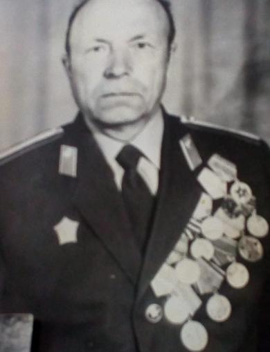 Бондаренко Степан Степанович