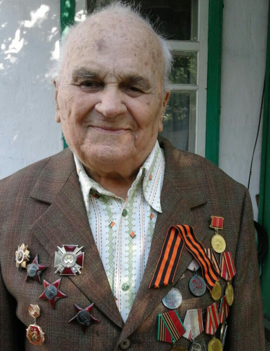 Гой Федор Яковлевич