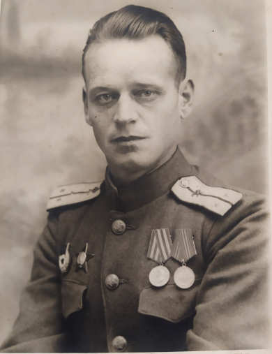 Федоров Яков Иванович