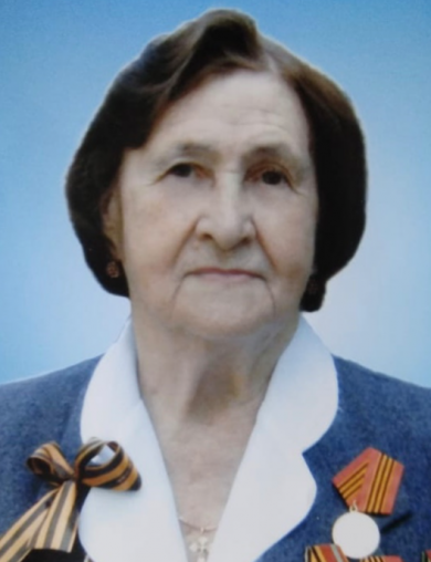 Беспалова Раиса Еагеньевна