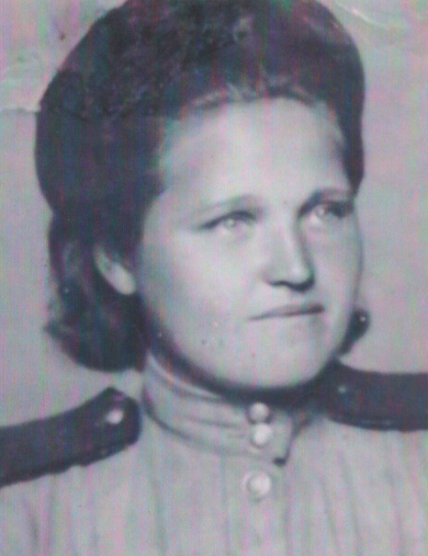 Сухарева (Логинова) Александра Ивановна