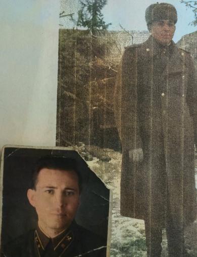 Господаренко Степан Алексеевич