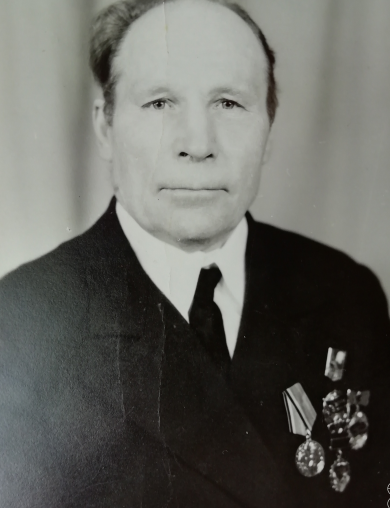 Данильцев Павел Яковлевич