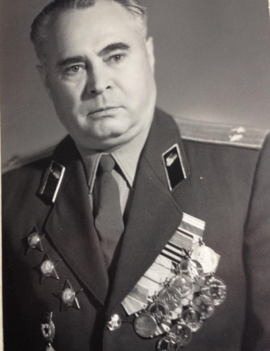 Бондарев Иван Матвеевич