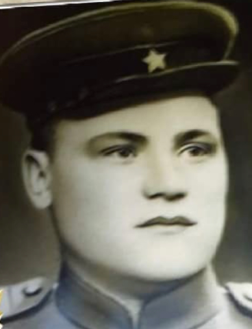 Анисимов Мирон Стефанович