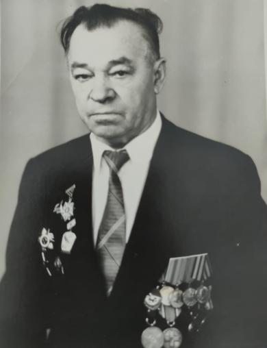 Пойманов Алексей Федосеевич