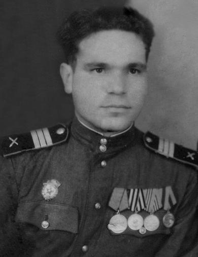 Половинкин Федор Герасимович