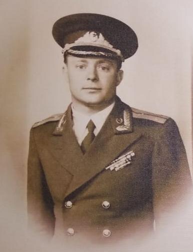 Жданов Александр Фёдорович