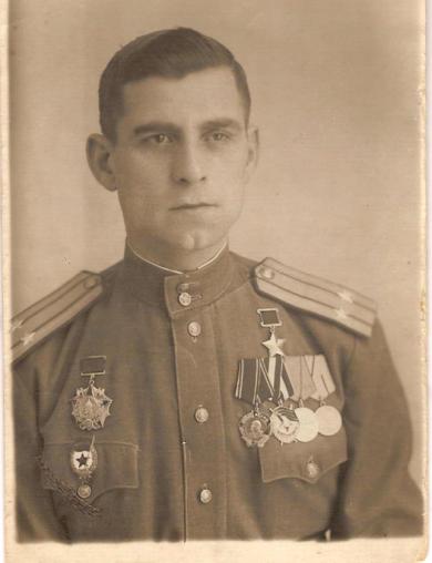 Запорожский Иван Николаевич