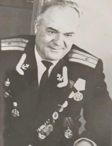 Плющев Федор Леонидович