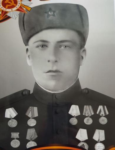 Дремучёв Илья Андреевич