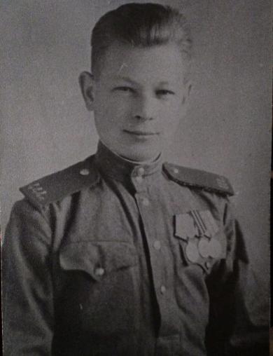 Сабинин Анатолий Григорьевич