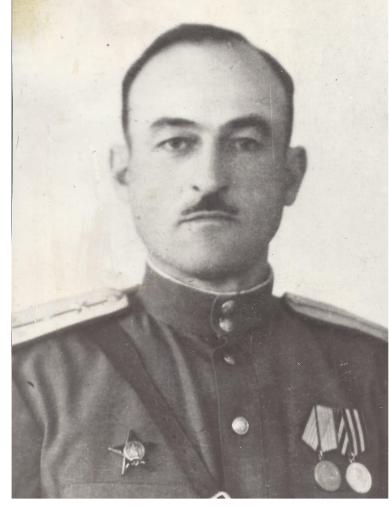 Медзмариашвили Акакий Нестерович