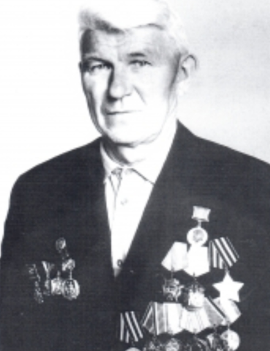 Бугаев Парфений Кузьмич