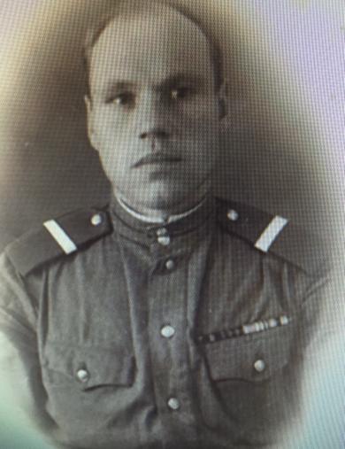 Панферов Михаил Степанович