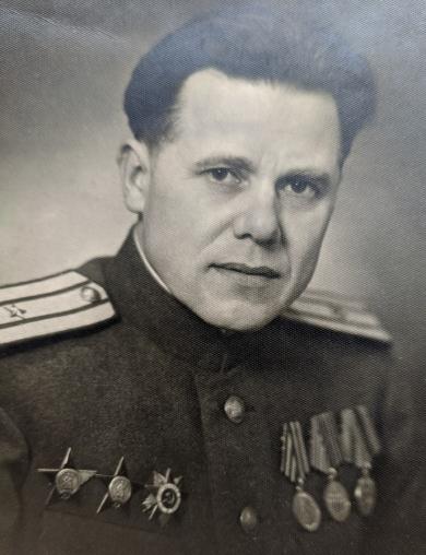 Любивый Антон Иванович
