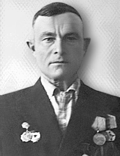 Охотников Яков Фёдорович