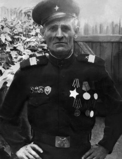 Лосев Петр Федорович