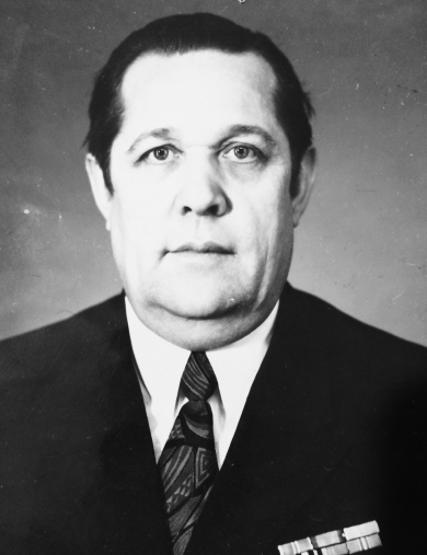 Тюрин Василий Николаевич