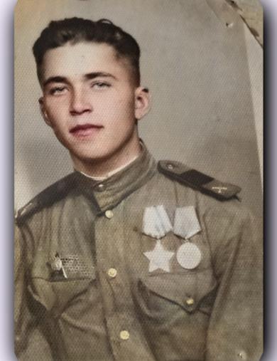 Слесов Андрей Илларионович