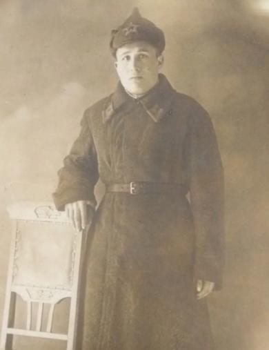Новиков Михаил Захарович