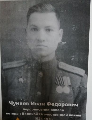 Чуняев Иван Федорович
