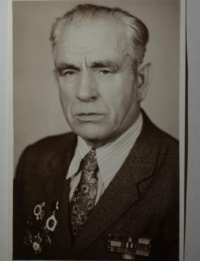 Медведев Сергей Николаевич