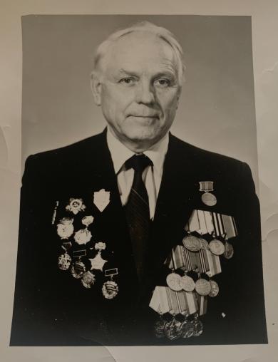 Герасимов Борис Тимофеевич
