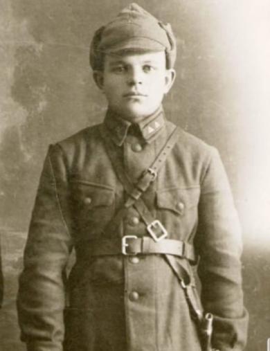 Горшков Борис Алексеевич