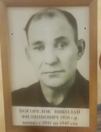 Погорелов Николай Филиппович