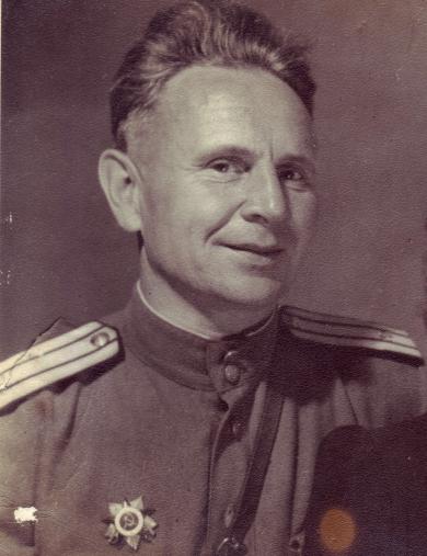 Иванов Петр Григорьевич
