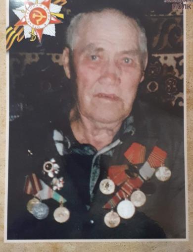 Юрасов Кузьма Алексеевич