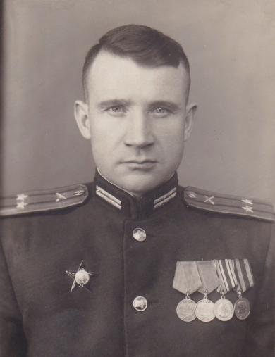 Перминов Михаил Афанасьевич