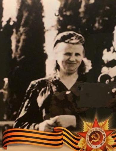 Обуховская Варвара Андреевна