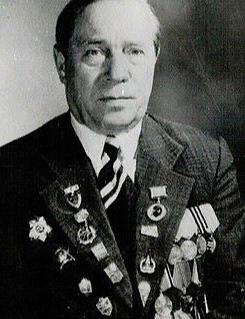 Тиликин Василий Митрофанович