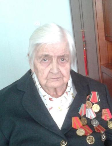 Бараева Ольга Петровна