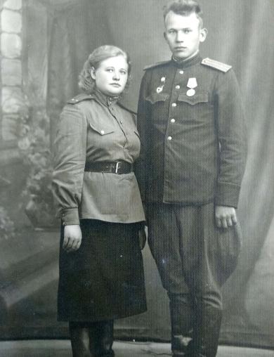 Золотарев Иван Прохорович